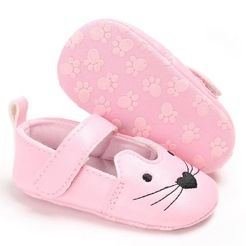 Summer Baby Girl Newborn Toddler Infant Kids Pu Soft Sole Crib Slip-On Shoes Cute Tassels Shoes