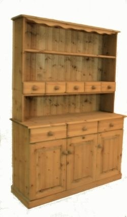 Traditional country style Spice dresser