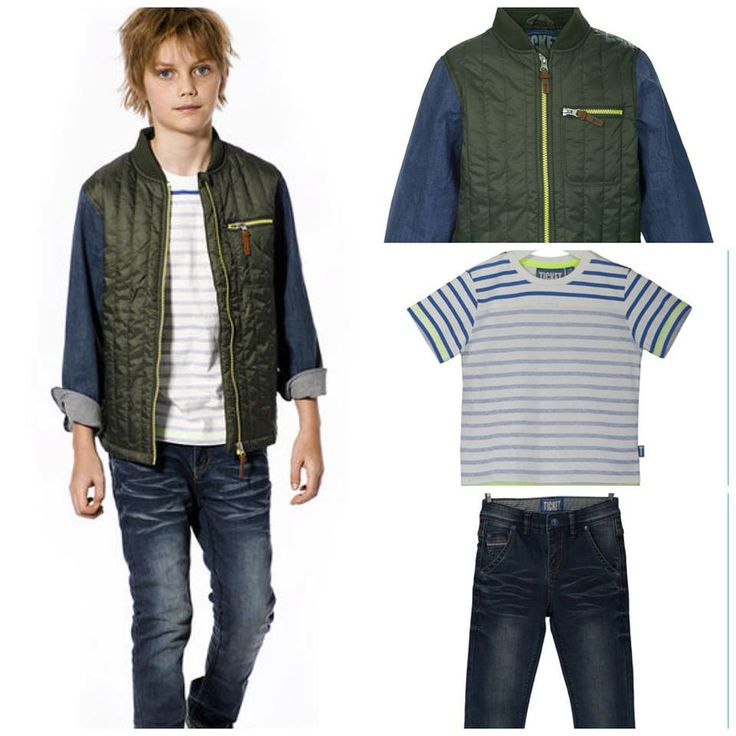 Cool and cual outfit for the smart boys: Jacket: Nash T-shirt: Pele Jeans: Napa  You can find the outfit here:  http://www.ticket2heaven.com/children%27s-clothing/products/sets/spring-set-with-jacket%2C-t-shirt-and-jeans-for-boys/foraarssaet_dreng.html#http%3A%2F%2Fwww.ticket2heaven.com%2Fsearch=undefined&start=22&q=sets&sz=12
