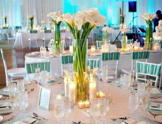 Hoy vamos a hablar de los centros de mesa elegantes para boda, si lo que quieres es buscar un arreglo para el banquete de tu boda que sean elegantes y sofisticados estás de suerte ya que hoy vamos a centrarnos a daros algunos ejemplos que conseguirán que tu mesa sea preciosa y tenga ese carácter que deseas. A continuación vamos a ver algunos ejemplos que te ayudarán a inspirarte para decorar la mesa. Uno de los objetos que puedes usar para la decoración de centros de mesa elegantes para el…