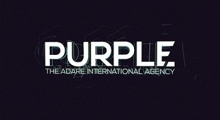 The Purple Agency: How I made: The Purple Screensaver