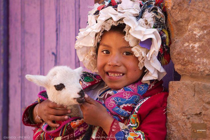 People, #Cusco - #Peru