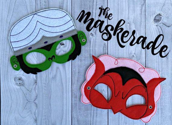 Powerpuff Girls Villains  Mojo Jojo  Him  Inspired by TheMaskerade