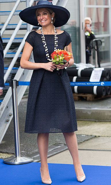 Week's best royal style: the Duchess of Cambridge, Queen Letizia and more