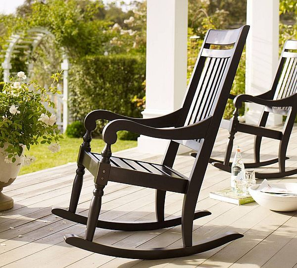 outdoor rocking chairs  Handcrafted rocking chair for relaxing ...