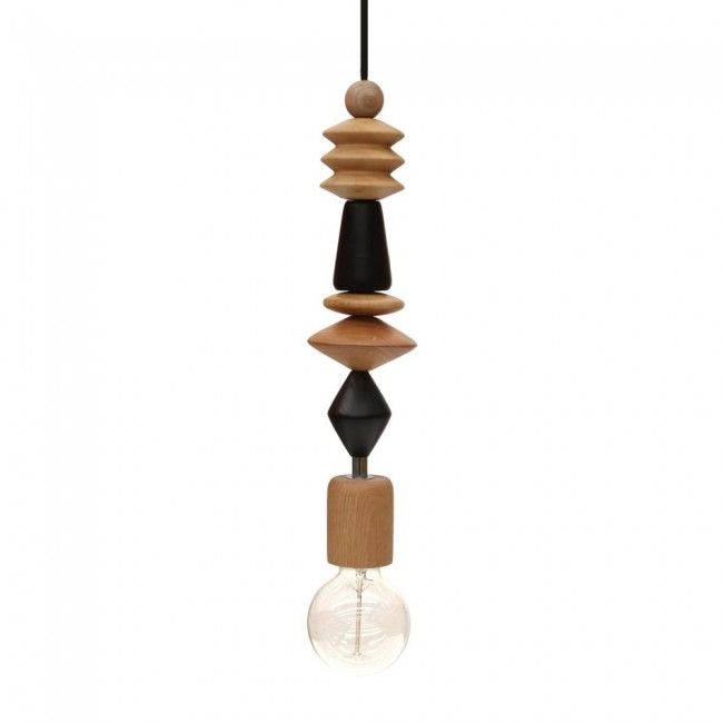$175 450mm height Eclipse Pendant Lamp D by Clickon Furniture | Clickon Furniture