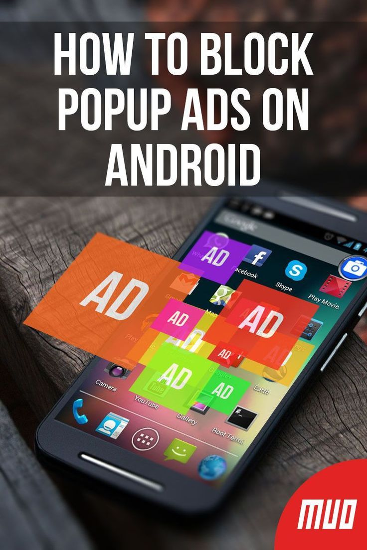 How To Block Popup Ads On Android Android Phone Hacks Smartphone Gadget Smartphone Hacks