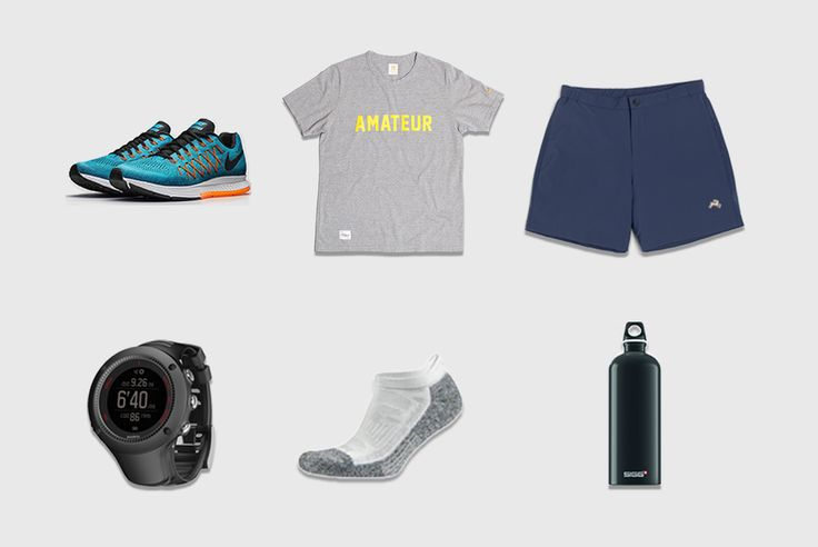 Kit: Summer running