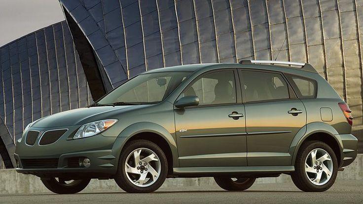 2006 Pontiac Vibe ($3,205 – $9,999)