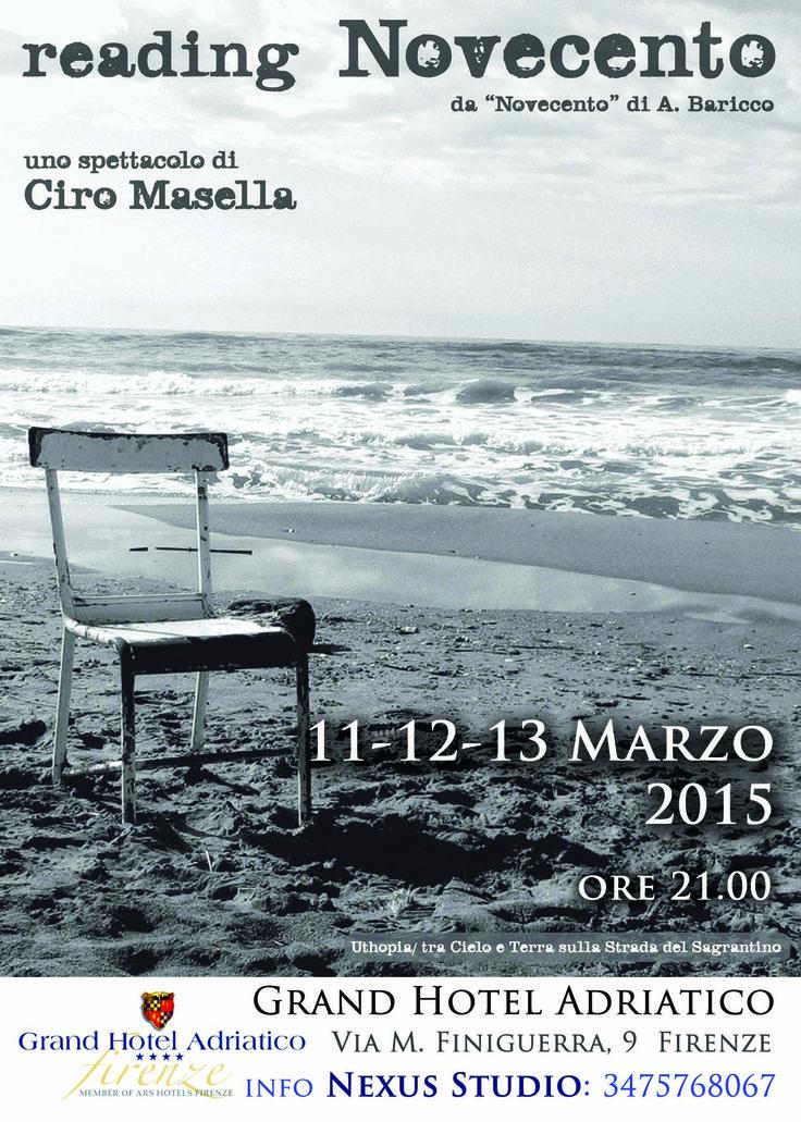 Reading Novecento fa il bis al Grand Hotel Adriatico