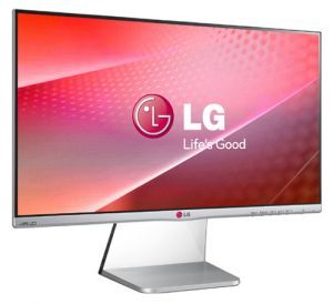 Monitor LG MP76 IPS - Perangkat Display 24 inch  yang Berdesain Futuristik dan Mewah