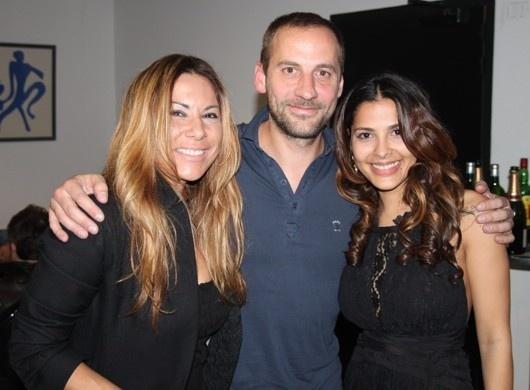 Magnolia Oliveira, Fred Testot et Gyselle Soares
