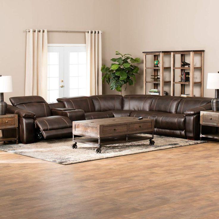 Die besten 25+ Extra large sectional sofas Ideen auf Pinterest - wohnzimmer couch leder