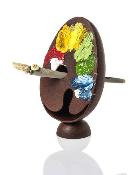 L'œuf peintre de Hugo & Victor