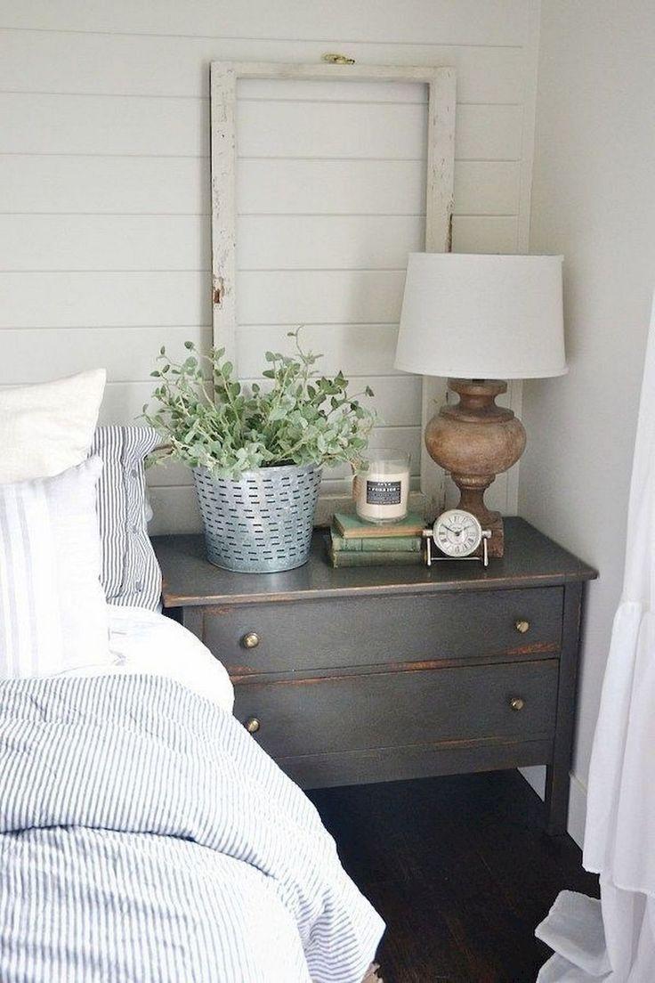 77+ Comfy Urban Farmhouse Master Bedroom Remodel Ideas
