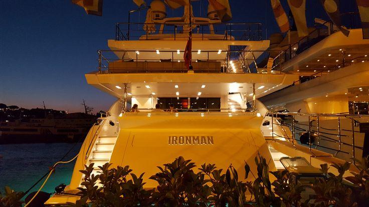 M/Y Ironman in Ischia