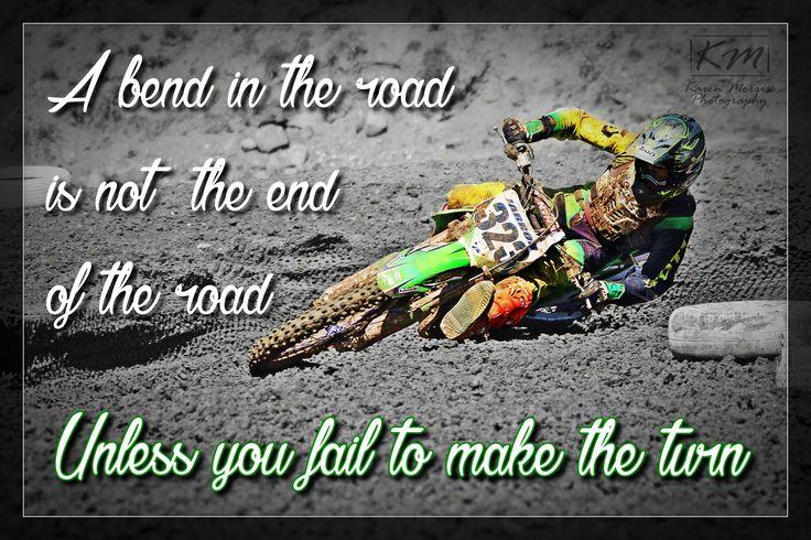 Brandon - Motocross Quote