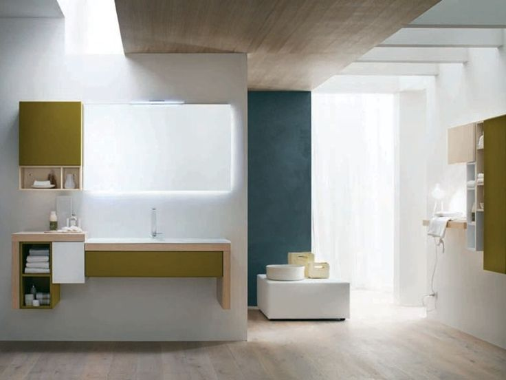 37 best Arredo Bagno images on Pinterest | Bathroom, Half bathrooms ...