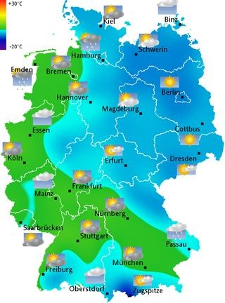 Wetter.de: Wettervorhersage | Wetter Online | Wetterbericht | Klima | Unwetter - wetter.de