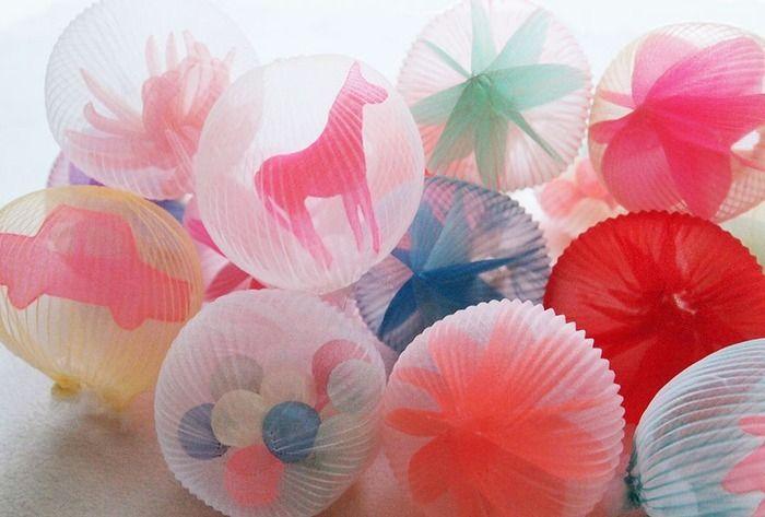 Pinkoi Pinkoi Zine・マガジン 海底の宝石箱。日本人アーティストKusumoto Marikoさんの3Dジュエリー
