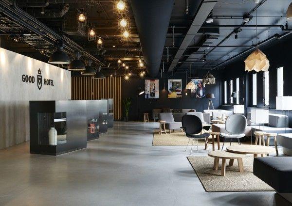 Das Good Hotel in Amsterdam heißt so und tut es auch, Gutes. Und gibt Langzeitarbeitslosen und vergessenen Locations eine neue Aufgabe.