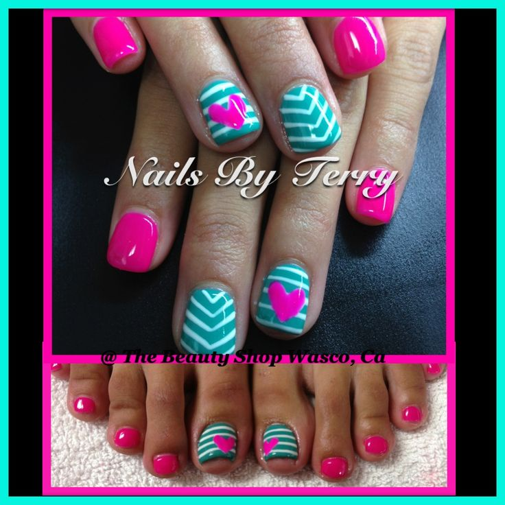 326 best Nail Art images on Pinterest | Nail art designs, Holiday ...