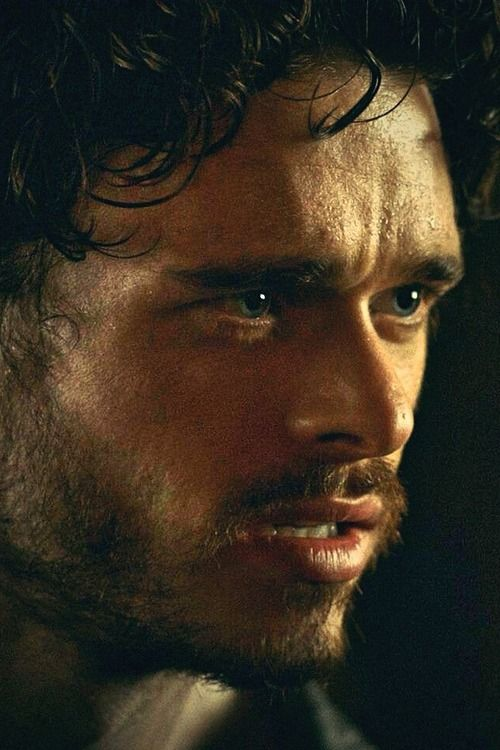 """ROBB:  """"I LOVE YOU.  DO YOU HEAR ME?  I LOVE YOU,""""   (SAID TO HIS QUEEN, TALISA -  WHEN HE FINDS OUT SHE'S PREGNANT)"""