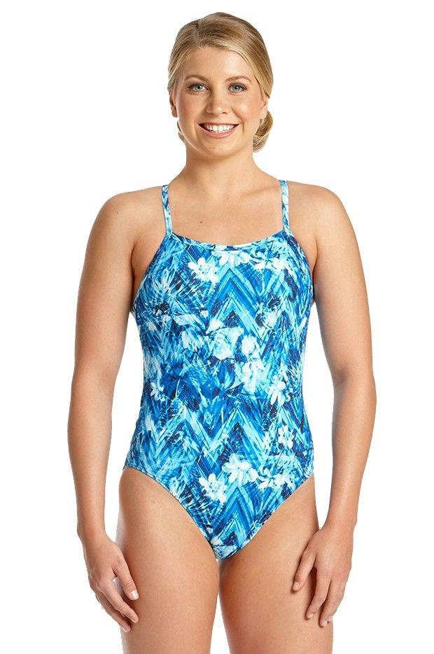 c43827b12fd6b Amanzi Blue Crush One Piece