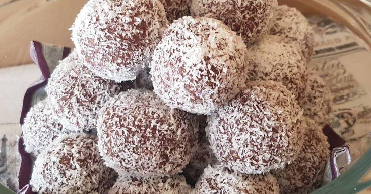 Mennyei Nutellás kókuszgolyó recept! Egy kis plusz íz, az alaprecepthez képest. Plusz cukrot nem adok hozzá, hiszen a nutella kellően megédesíti.
