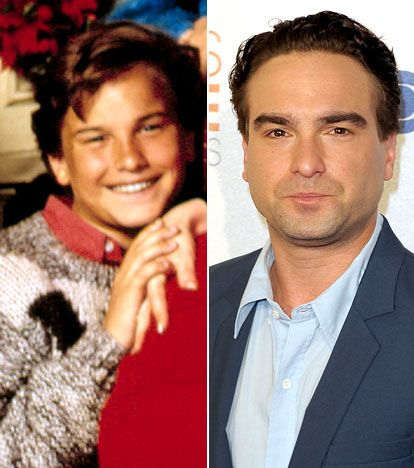 Holiday Movie Stars: Then & Now!