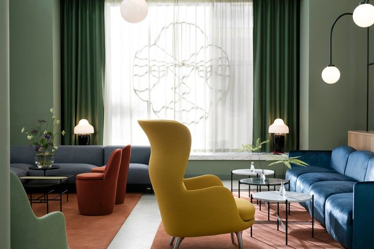 모던 마드리드를 해석하다, 하이메 아욘의 호텔 바르셀로 토레:글읽기 > 해외 리포트 > 디자인DB