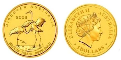 5 Dollari Australia