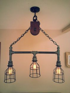 50 Best Pulley Images On Pinterest Pulley Light