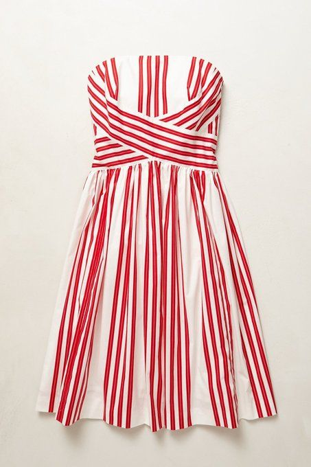 Striped Dress by Maeve