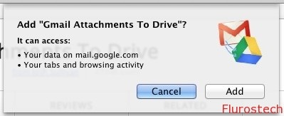 Save Gmail attachments to Google Drive with one click
