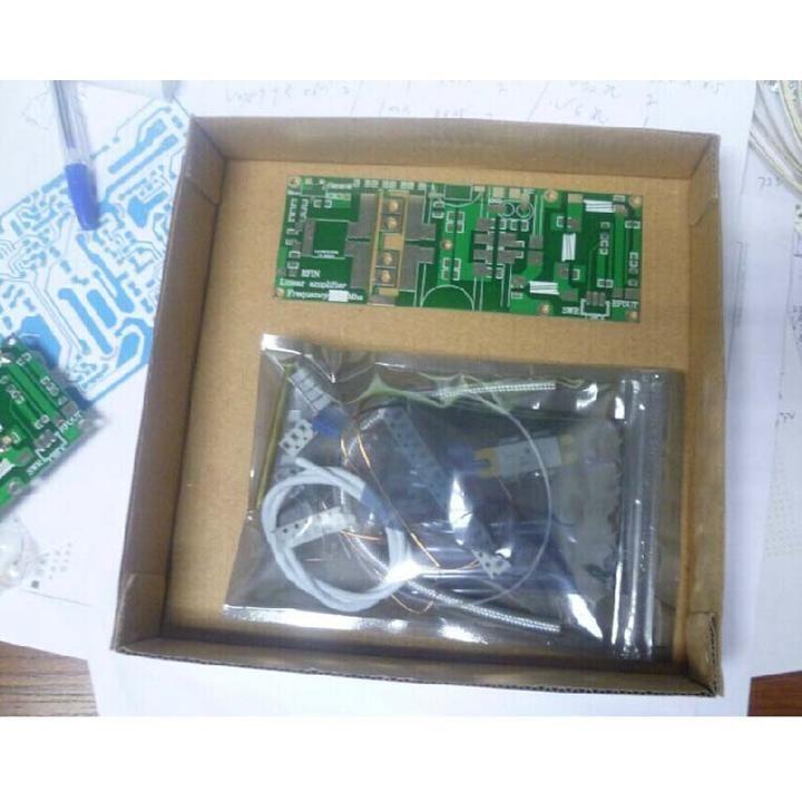 For Ham Radio 80Mhz-180Mhz 170W FM VHF RF Power Amplifier