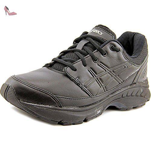 Gel Saga, Sneakers Basses Adulte Mixte - Noir (Black 9007), 42.5 EUAsics