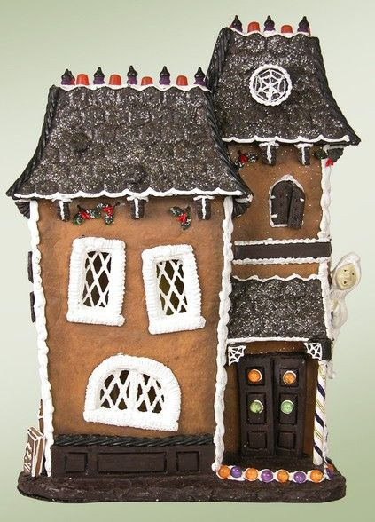 Gingerbread House - Halloween Lighted (2015)                                                                                                                                                                                 More