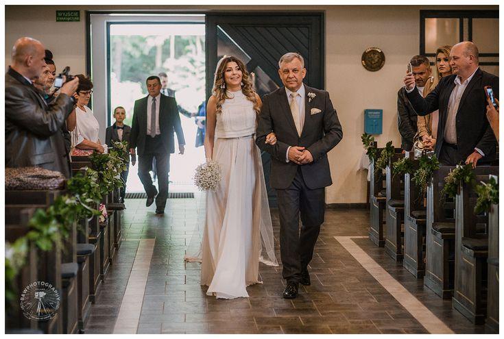 Sandra i Patryk reportaż ślubny, Fotografia: B&W Photography