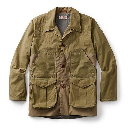 lightweight field coat filson togs men 39 s attire. Black Bedroom Furniture Sets. Home Design Ideas