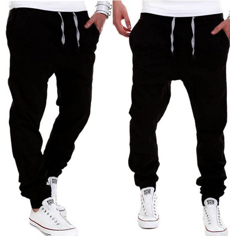 Mens Joggers 2016 Brand Male Trousers Men Pants Casual Solid Pants Sweatpants Jogger Large Size Khaki Size XXXL