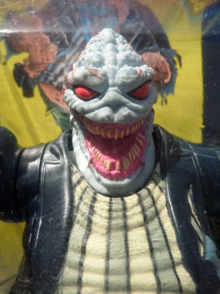 1994 McFarlane Spawn Clown Violator Variant Series 1 Comic Book/ Violator Display by Thistleandpouch on Etsy