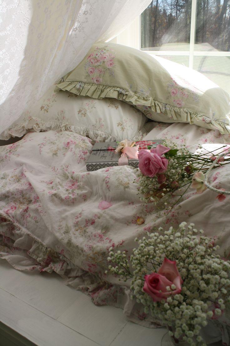 Gypsy shabby chic curtains - Shabby Chic