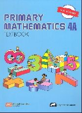 Primary Math US 4A Textbook
