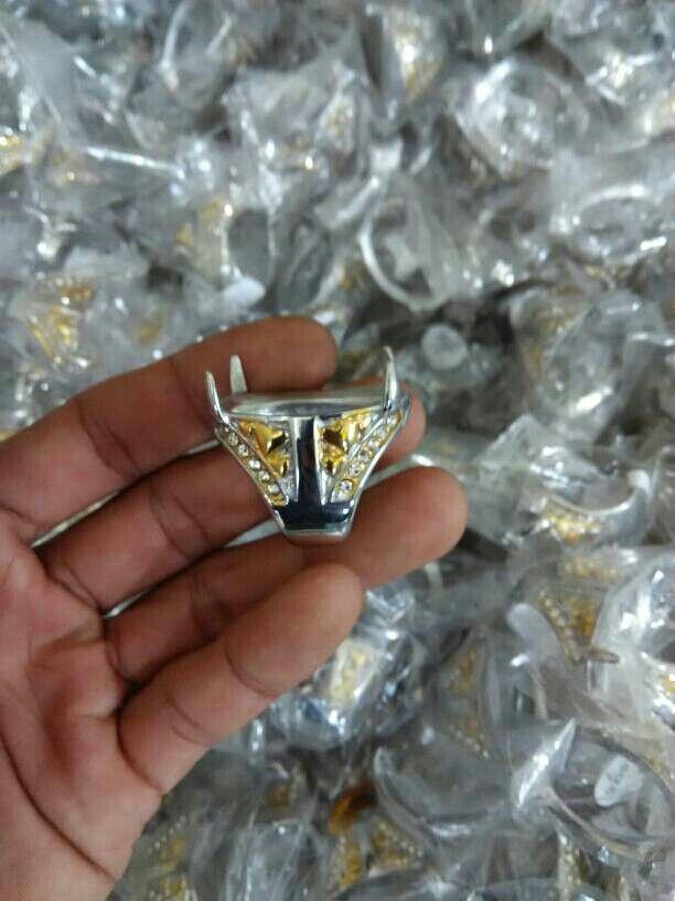 Ring Cangkang Titanium