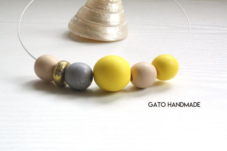 65 LEI | Coliere handmade | Cumpara online cu livrare nationala, din Bucuresti Sector 2. Mai multe Bijuterii in magazinul GATO.Handmade pe Breslo.