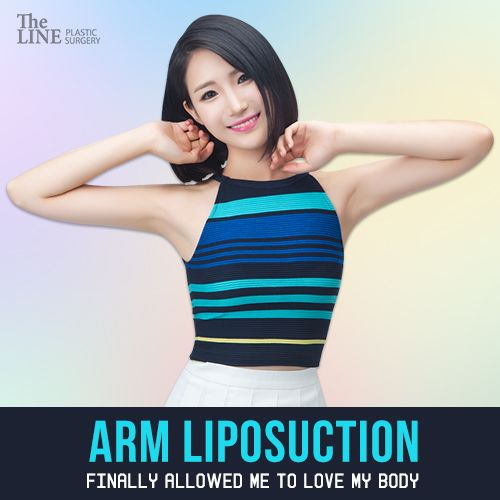 #Arm_liposuction at The Line is to leave you with tighter, more toned and youthful looking arms by removing excess and sagging skin from your upper and lower arm. Arm liposuction can also be a result of weight loss or the aging process and arm lift for both men and women.