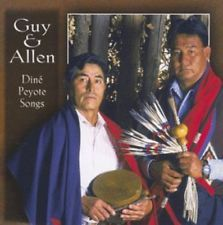 Guy & Allen - Dine Peyote Songs [CD New]