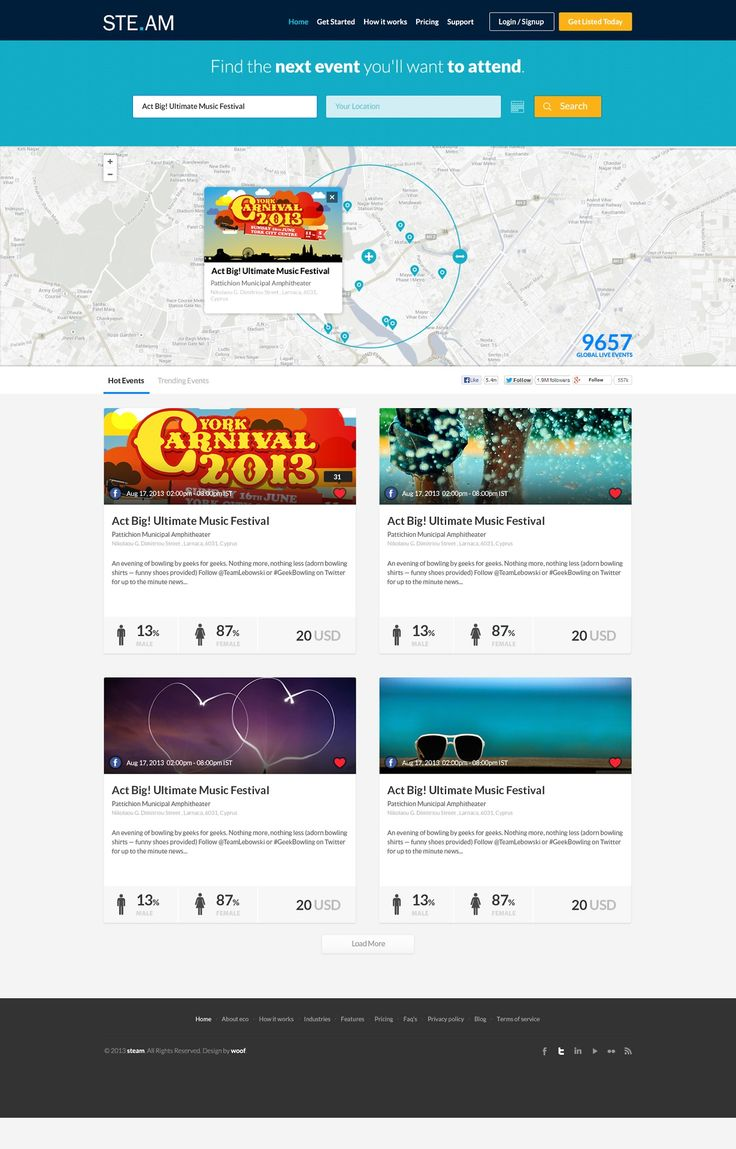 684 best Free PSD Templates images on Pinterest   Psd templates ...