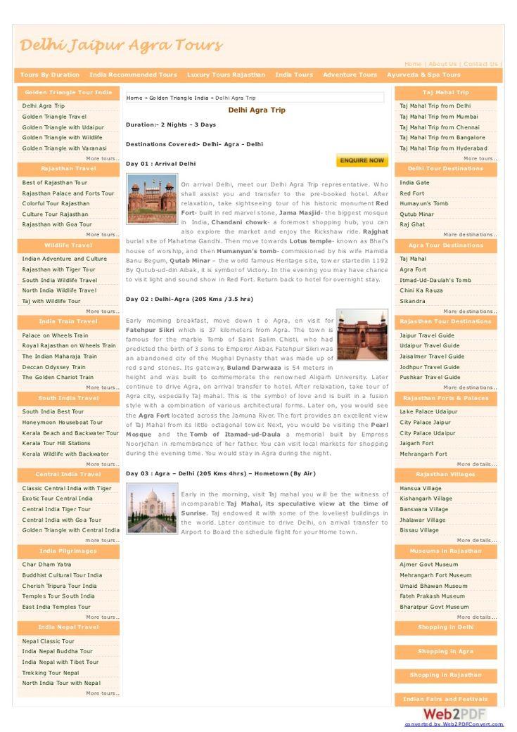 Delhi Jaipur Agra Tours operator offers discount online booking on Delhi Jaipur Agra Travel,Travel Package Delhi Jaipur Agra,Delhi Agra Jaipur Holidays,Delhi Jaipur Agra Holidays.